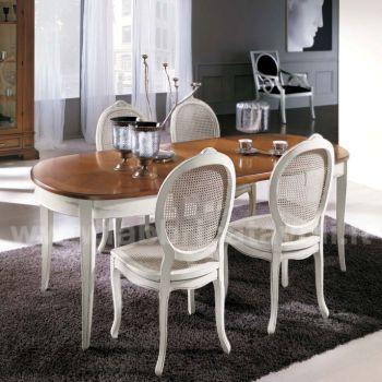 Produzione e vendita tavoli ovali for Tavoli allungabili ovali moderni