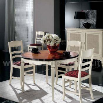 Produzione e vendita tavoli rotondi for Vendita tavoli