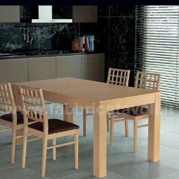 Produzione e vendita tavoli rettangolari moderni for Tavoli rettangolari moderni