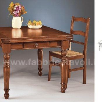 Produzione e vendita tavoli quadrati - Produzione tavoli allungabili ...