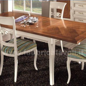Produzione e vendita tavoli rettangolari classici for Tavoli rettangolari moderni